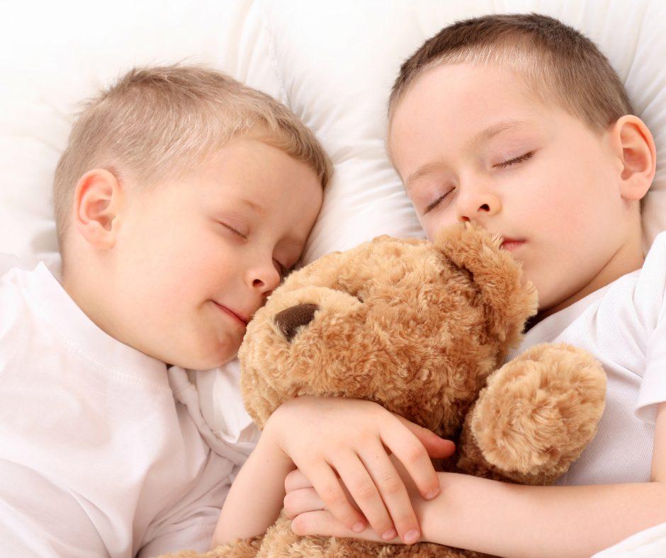 Les troubles du sommeil des l'enfants