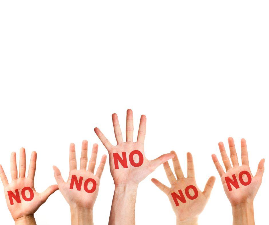 Comment dire non aux enfants de manière positive ?